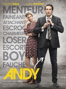 Andy - French Movie Poster (xs thumbnail)