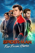Spider-Man: Far From Home - Video on demand movie cover (xs thumbnail)