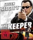 The Keeper - German Blu-Ray cover (xs thumbnail)