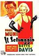 Bordertown - Italian Movie Poster (xs thumbnail)