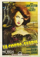 Rope of Sand - Italian Movie Poster (xs thumbnail)
