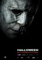 Halloween - Romanian Movie Poster (xs thumbnail)