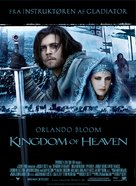 Kingdom of Heaven - Danish poster (xs thumbnail)
