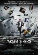 Source Code - Turkish Movie Poster (xs thumbnail)