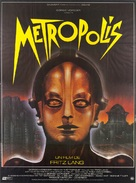 Metropolis - French Movie Poster (xs thumbnail)