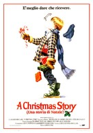A Christmas Story - Italian Movie Poster (xs thumbnail)