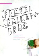 Farväl Falkenberg - Danish Movie Poster (xs thumbnail)