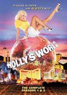 """""""Holly's World"""" - DVD movie cover (xs thumbnail)"""