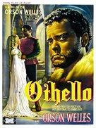 The Tragedy of Othello: The Moor of Venice - Belgian Theatrical movie poster (xs thumbnail)