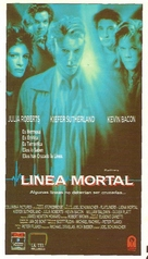 Flatliners - Argentinian Movie Poster (xs thumbnail)