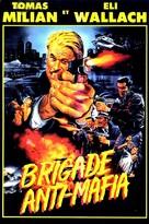 Squadra antimafia - French VHS cover (xs thumbnail)