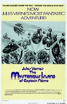 Isla misteriosa y el capitán Nemo, La - Movie Poster (xs thumbnail)