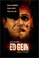 Ed Gein: The Butcher of Plainfield - DVD cover (xs thumbnail)