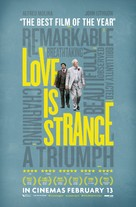 Love Is Strange - British Movie Poster (xs thumbnail)