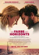 Adrift - German Movie Poster (xs thumbnail)
