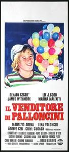 Il venditore di palloncini - Italian Movie Poster (xs thumbnail)