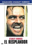 The Shining - Spanish Movie Cover (xs thumbnail)