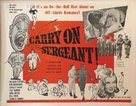 Carry on Sergeant - British Movie Poster (xs thumbnail)