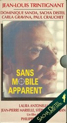 Sans mobile apparent - French Movie Cover (xs thumbnail)