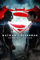 Batman v Superman: Dawn of Justice - Movie Cover (xs thumbnail)
