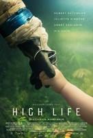 High Life - Turkish Movie Poster (xs thumbnail)