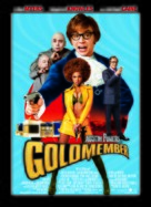 Austin Powers in Goldmember - Danish Movie Poster (xs thumbnail)