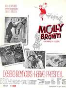 The Unsinkable Molly Brown - Spanish Movie Poster (xs thumbnail)