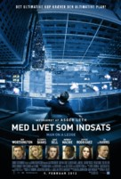 Man on a Ledge - Danish Movie Poster (xs thumbnail)