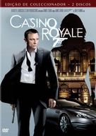Casino Royale - Portuguese DVD cover (xs thumbnail)