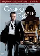 Casino Royale - Portuguese DVD movie cover (xs thumbnail)