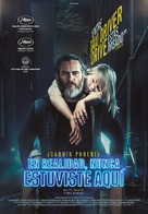 You Were Never Really Here - Spanish Movie Poster (xs thumbnail)