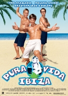 Pura vida Ibiza - British Movie Poster (xs thumbnail)