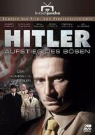 Hitler: The Rise of Evil - German DVD cover (xs thumbnail)