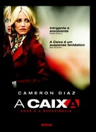 The Box - Brazilian Movie Poster (xs thumbnail)