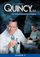 """Quincy M.E."" - DVD movie cover (xs thumbnail)"