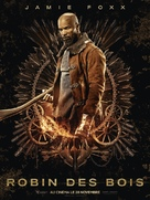 Robin Hood - French Movie Poster (xs thumbnail)