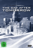 The Day After Tomorrow - German DVD movie cover (xs thumbnail)