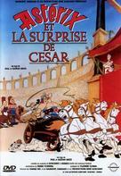 Astérix et la surprise de César - Canadian Movie Cover (xs thumbnail)