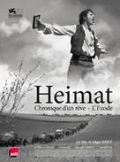 Die andere Heimat - Chronik einer Sehnsucht - French Movie Poster (xs thumbnail)