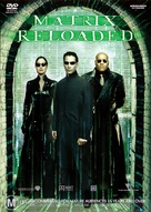 The Matrix Reloaded - Australian Movie Cover (xs thumbnail)