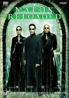 The Matrix Reloaded - Australian Movie Cover (xs thumbnail)