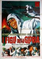 Fixed Bayonets! - Italian Movie Poster (xs thumbnail)