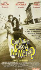 Mr. Wonderful - Argentinian VHS movie cover (xs thumbnail)
