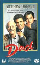 Dad - German VHS cover (xs thumbnail)