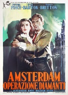Operation Amsterdam - Italian Movie Poster (xs thumbnail)