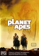 """Planet of the Apes"" - Australian DVD movie cover (xs thumbnail)"