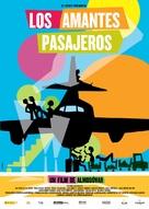 Los amantes pasajeros - Argentinian Movie Poster (xs thumbnail)