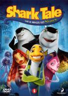 Shark Tale - Dutch Movie Cover (xs thumbnail)