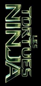 Teenage Mutant Ninja Turtles - French Logo (xs thumbnail)