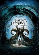 El laberinto del fauno - Czech Movie Poster (xs thumbnail)